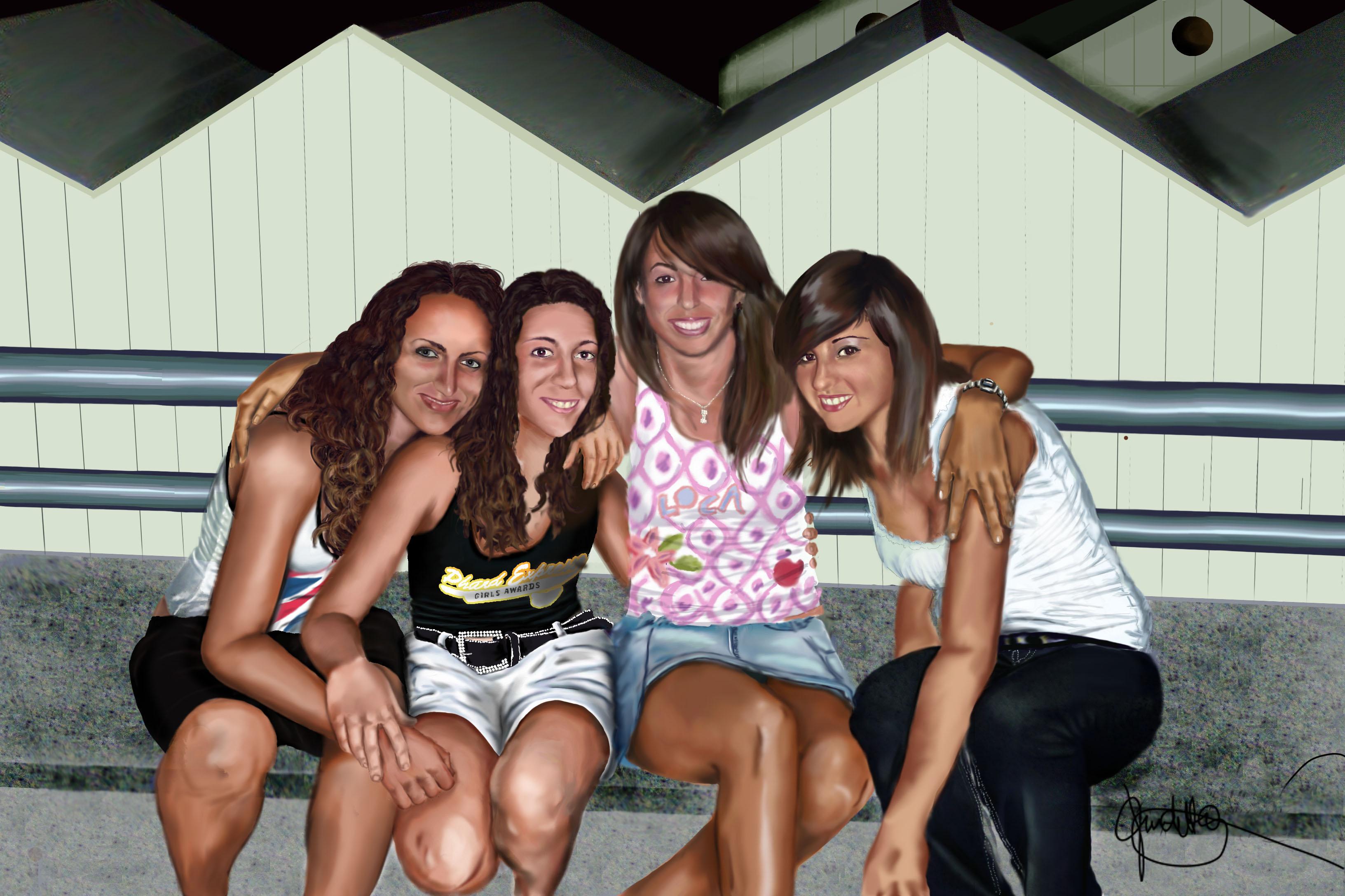 1 friends