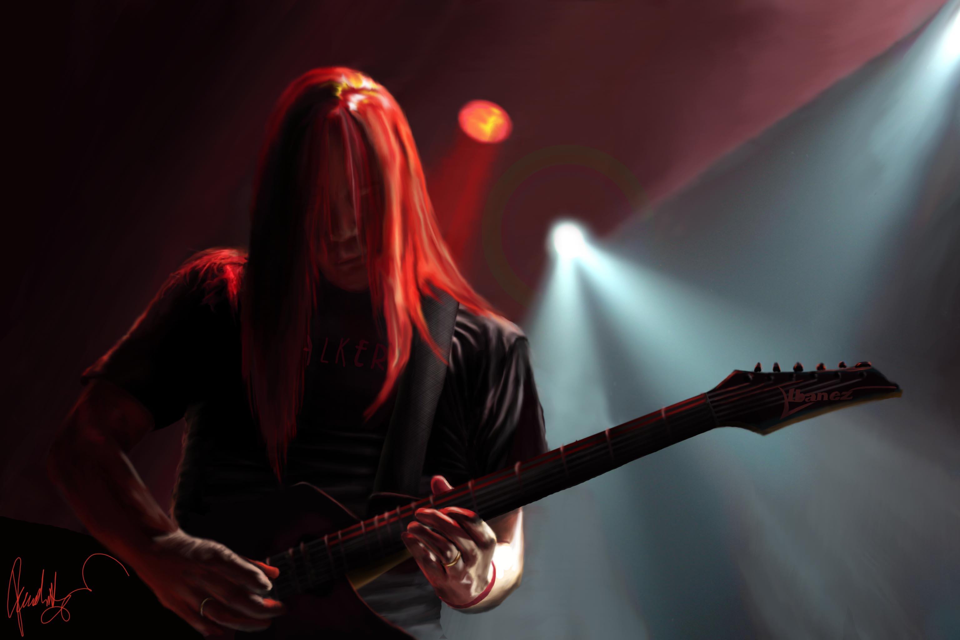 2 Guitarist